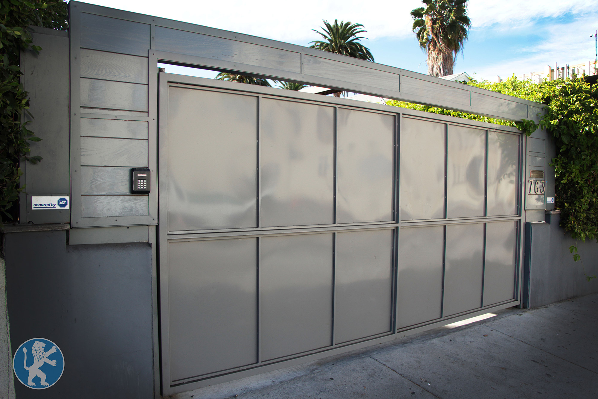 Electric gate repair ventura perfect garage doors for Garage door repair thousand oaks