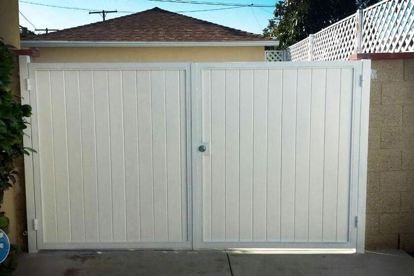 Driveway Gates - Perfect Garage Doors & Gates, Inc.