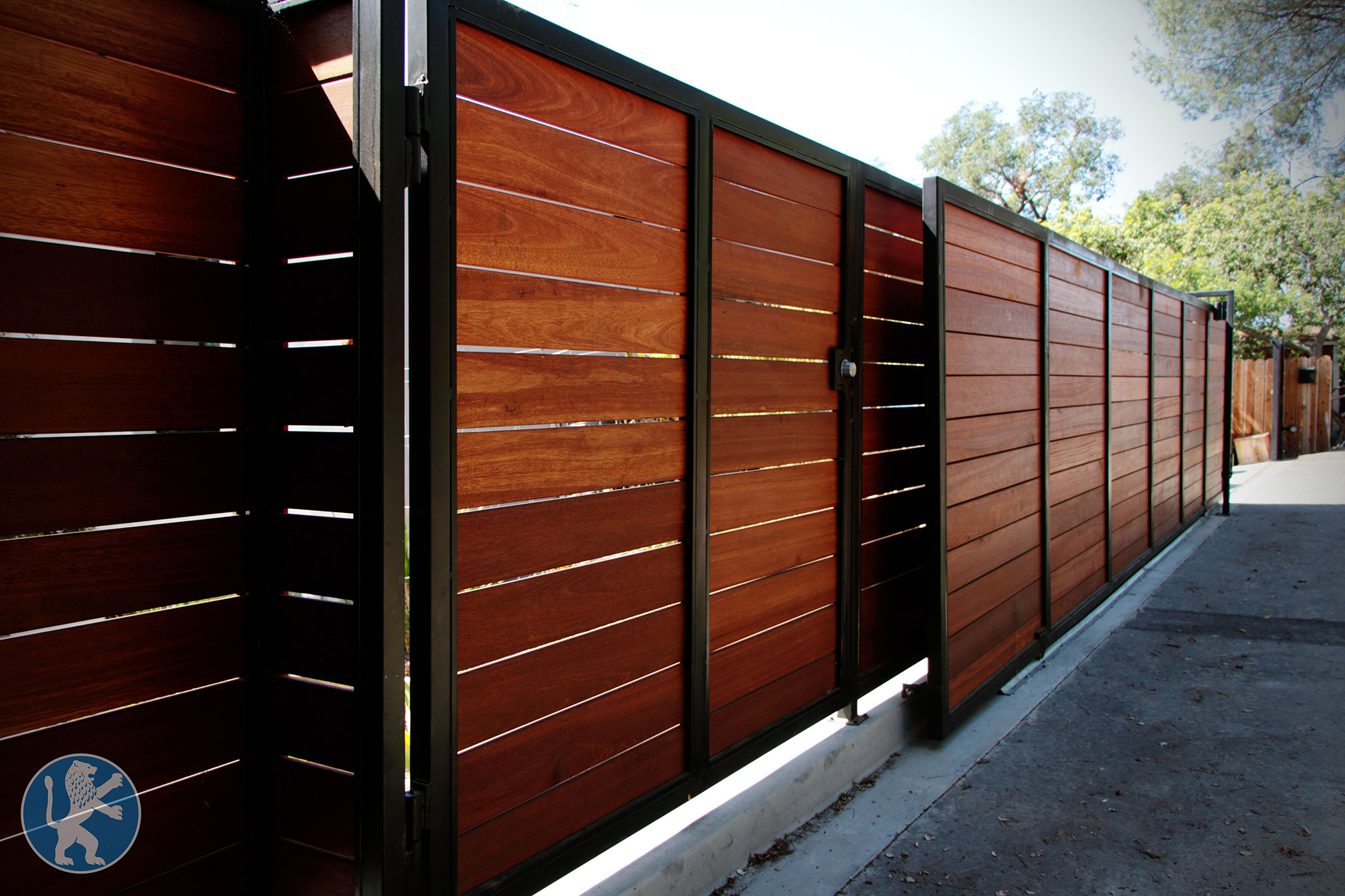 Driveway Gates Perfect Garage Doors Gates Inc