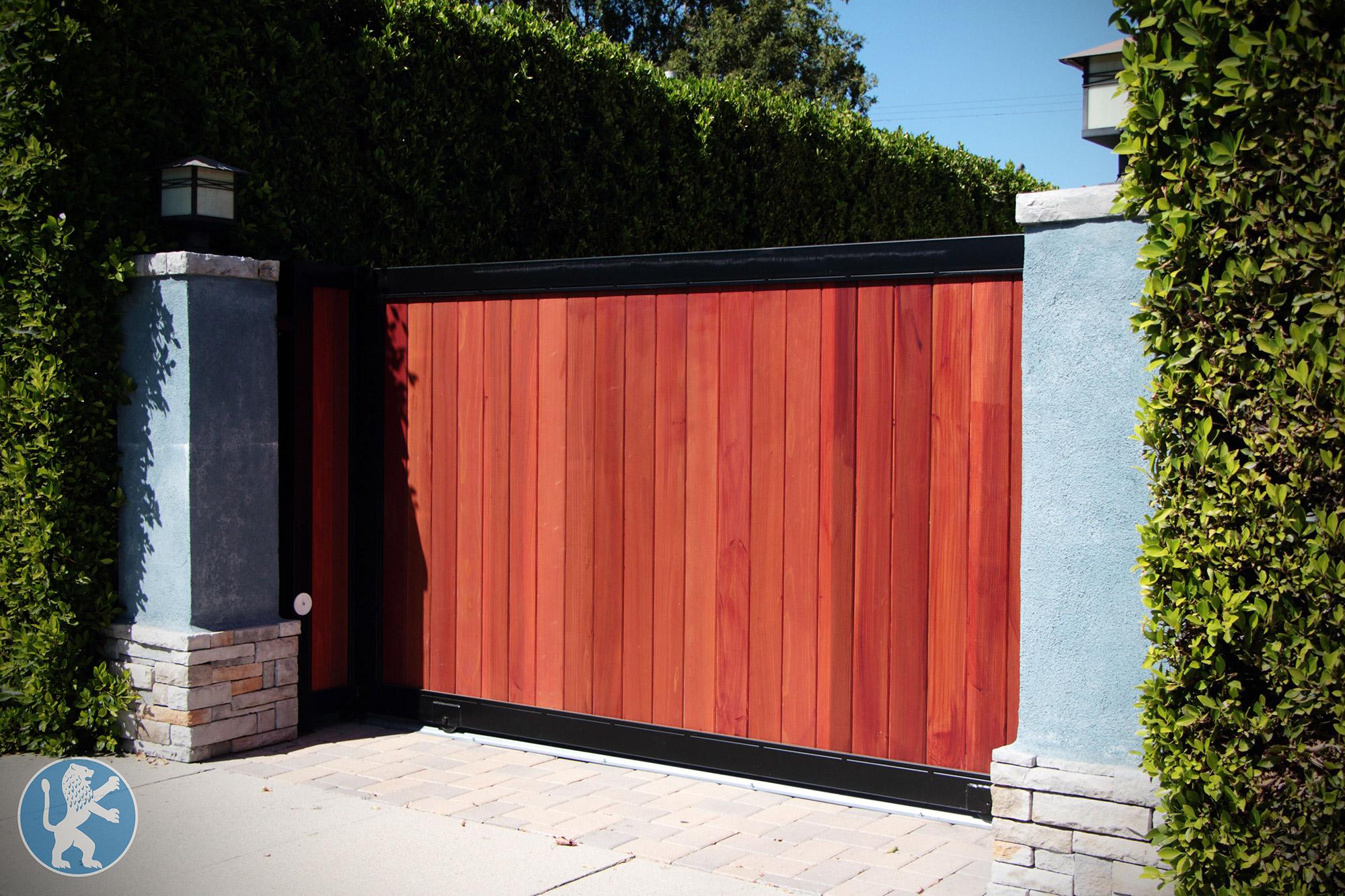 Driveway Door Swinging Driveway Gate Problems Do It