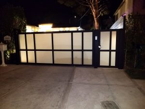 japanese asian inspired fencing and gates